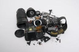Todweihung der Spiegelreflexkameras
